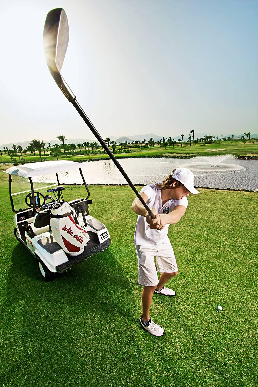 Jolie Ville Golf & Resort, Sharm El Sheikh, Egypt