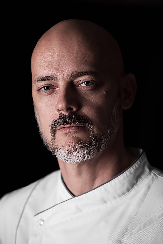 Chef Andrea Nori